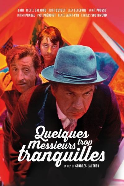 Несколько слишком спокойных господ / Quelques messieurs trop tranquilles (Жорж Лотнер) [1973, Франция, комедия, криминал, детектив, BDRip HD (720p)] MVO, Original + SUB (rus)