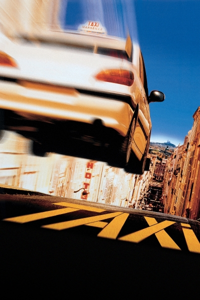 Такси: Коллекция / Taxi: Collection (Жерар Пирес / Gérard Pirès, Жерар Кравчик / Gérard Krawczyk) [1998, 2000, 2003, 2007 гг., комедия, боевик, BDRip, HD (720p), SD (480p] DUB, DVO, AVO, Original + SUB (rus, eng)