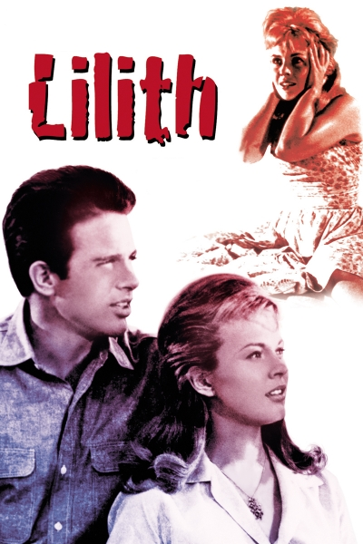 Лилит / Lilith (Роберт Россен) [1964, США, драма, BDRip HD (720p)] AVO, Original + SUB (rus, eng)