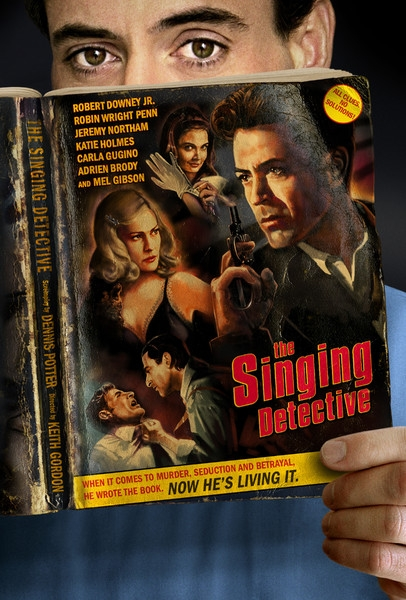 Поющий детектив / The Singing Detective (Кит Гордон) [2003, США, мюзикл, комедия, криминал, детектив, WEB-DL HD (720p)] MVO, Original + SUB (rus forced, eng)