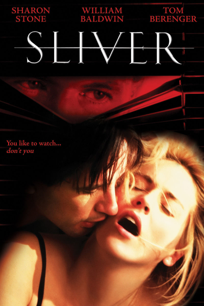 Щепка / Sliver (Филлип Нойс) [1993, США, триллер, BDRip HD (720p)] MVO, AVO, Original + SUB (rus, eng)