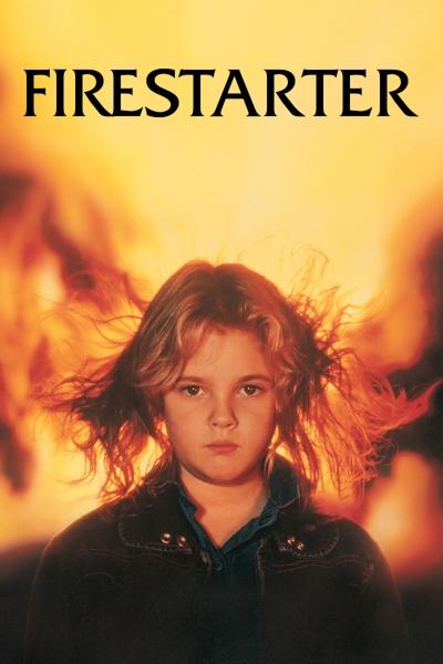 Порождающая огонь / Firestarter (Марк Л. Лестер / Mark L. Lester) [1984, фантастика, триллер, 480p] MVO, Original + sub (eng)