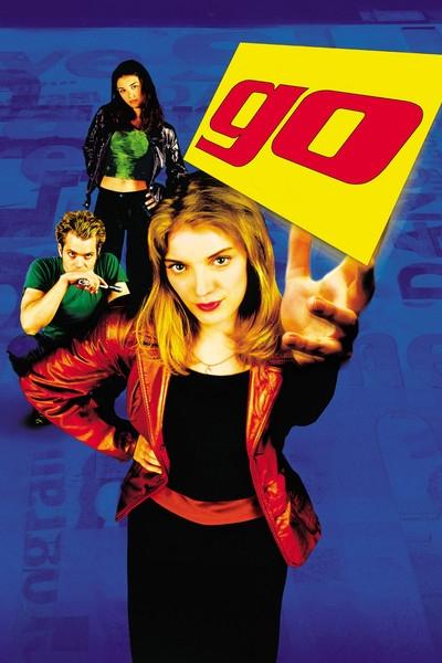 Экстази / Go (Даг Лайман / Doug Liman) [1999, триллер, комедия, криминал, BDRip, HD (1080p, 720p)] DUB, MVO, AVO, Original + sub (rus, eng)