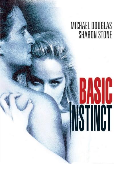 Основной инстинкт / Basic Instinct (Пол Верховен / Paul Verhoven) [1992, США, Франция, триллер, детектив, BDRip, HD (720p)] MVO, AVO, Original + sub (RUS, ENG)