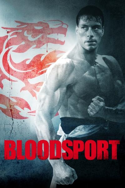 Кровавый спорт / Bloodsport (Ньют Арнольд / Newt Arnold) [1988, США, драма, спорт, биография, боевик, BDRip, HD (720p)] MVO (RUS, UKR), DVOx2, AVOx3, Original + sub (RUS, ENG)