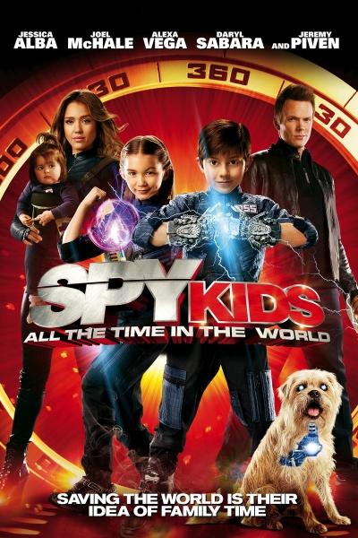 Дети шпионов 4D 2011 - профессиональный