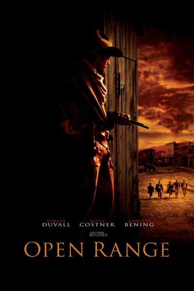 Открытый простор / Open Range (Кевин Костнер / Kevin Costner) [2003, боевик, мелодрама, вестерн, BDRip, HD (1080p, 720p)] DUB, 3xMVO, Original + sub(rus, eng)