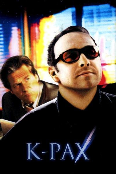Планета Ка-Пэкс / K-PAX (Иэн Софтли) [2001, США, Германия, фантастика, драма, DTheaterRip HD (720p)] MVO, DVO, AVO, Original + SUB (rus, eng)