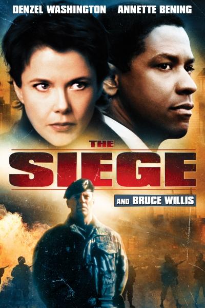 Осада / The Siege (Эдвард Цвик) [1998, США, боевик, триллер, драма, криминал, BDRip HD (720p)] DUB, AVO, Original + SUB (rus, eng)