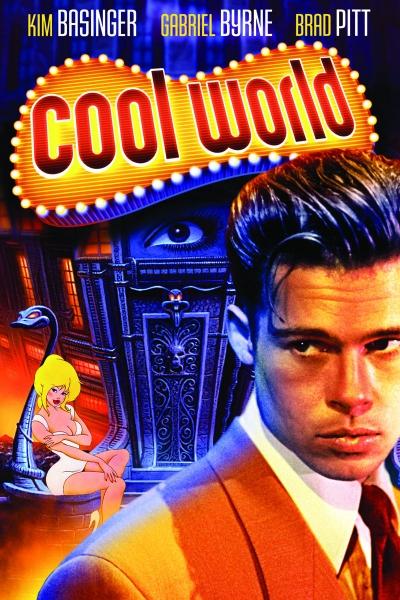 [ATV 3] Параллельный мир / Клёвый мир / Крутой мир / Cool World (Ральф Бакши) [1992, США, мультфильм, фэнтези, комедия, WEB-DL HD (1080p)] MVO, DVO, AVO, Original + SUB (rus, eng)