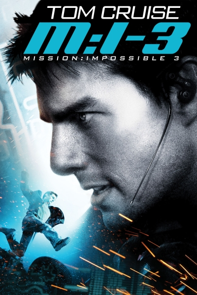 Миссия невыполнима 3 2006 - профессиональный